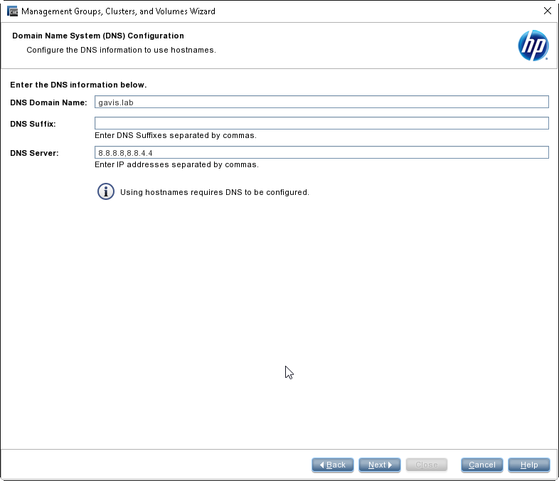 HPE StoreVirtual – VSA – Cluster configuration - LearnVMware online