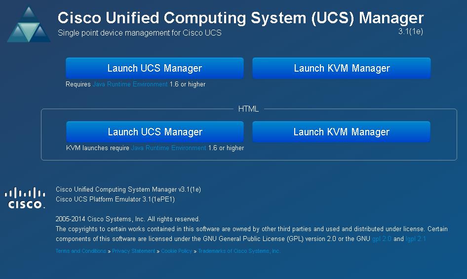 Cisco UCS Simulator - LearnVMware online